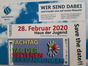 Tag der seltenen Erkrankungen @ Haus der Jugend, Mainz