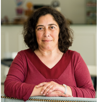 Elsa Mateus - President of the Portuguese League Against Rheumatic Diseases