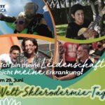 Poster zum Welt-Sklerodermie-Tag 2021